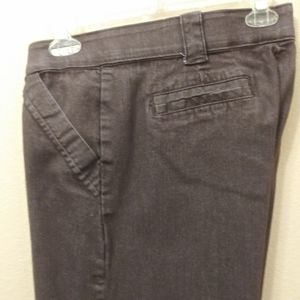 Lee no gap waist band 12P jeans